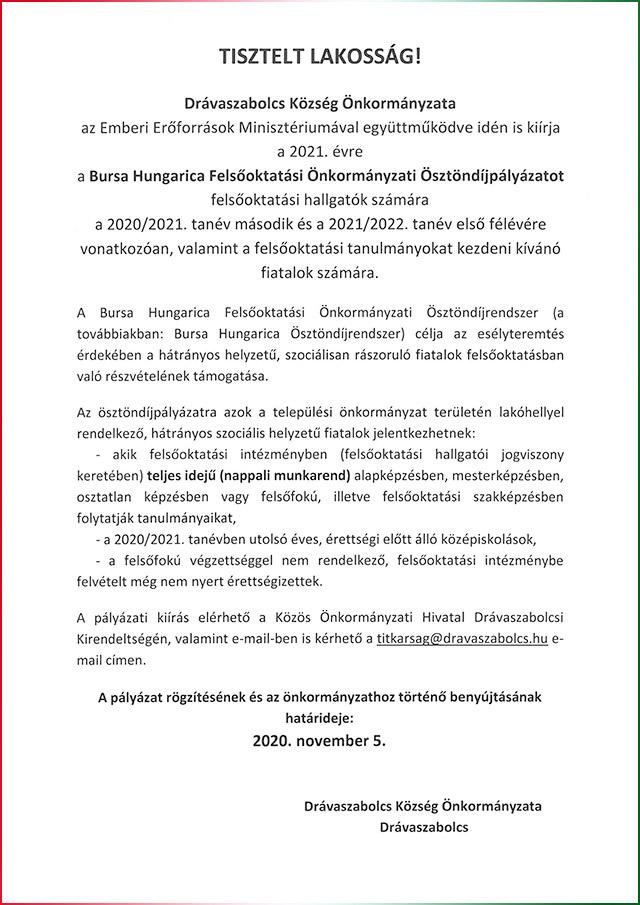 Bursa-Hungarica-2020